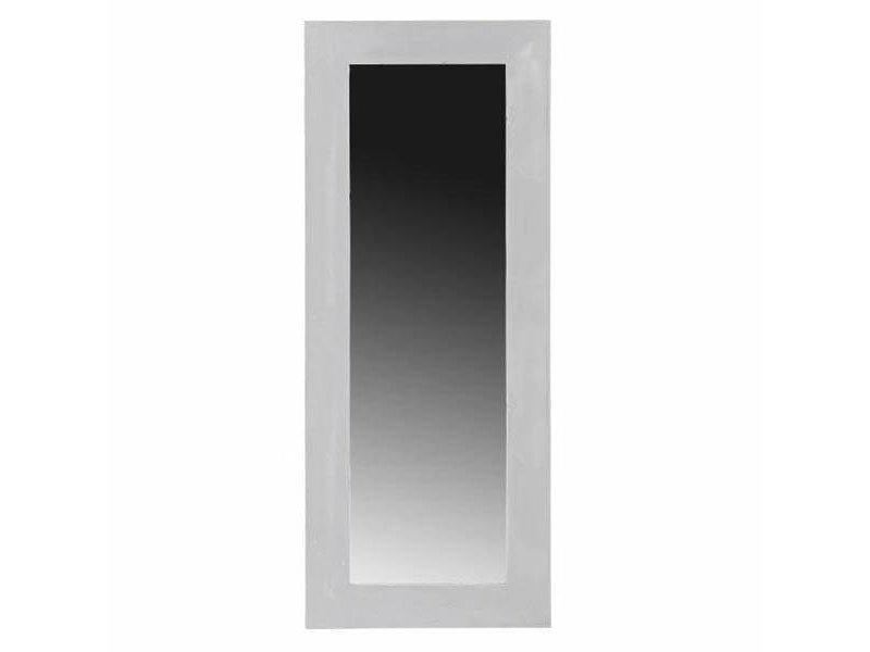 BePureHome Wandspiegel Thought Grijs - 68x2,5xH149 cm