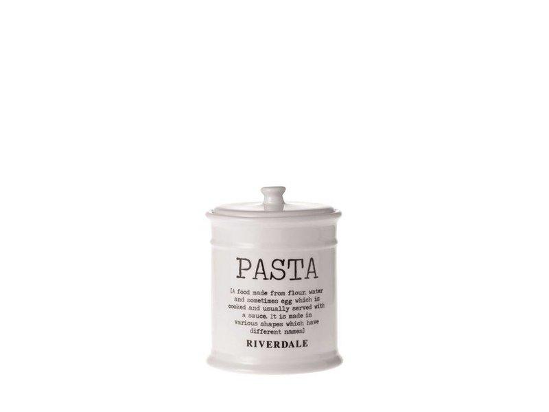 Riverdale Voorraadpot Pasta - Ø16xH20,5 cm
