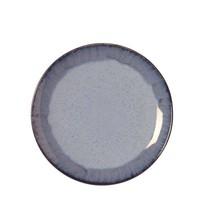 Ontbijtbord Vintage Blauw - Ø20,5xH2,5 cm