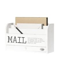 Mailbox Mail Wit - 10x30xH18 cm