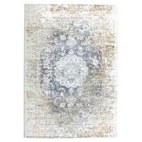 Vloerkleed Venice Beige/Grijs - 160x230 cm