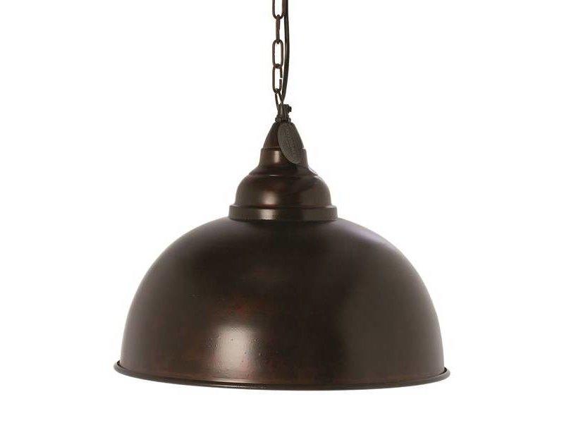 Riverdale Hanglamp Milton Brons - 39xH32 cm