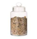 Riverdale Voorraadpot Cereals Glas - Ø16xH31 cm