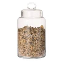 Voorraadpot Cereals Glas - Ø16xH31 cm