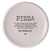 Pizzabord Love Wit - Ø31,5xH3 cm