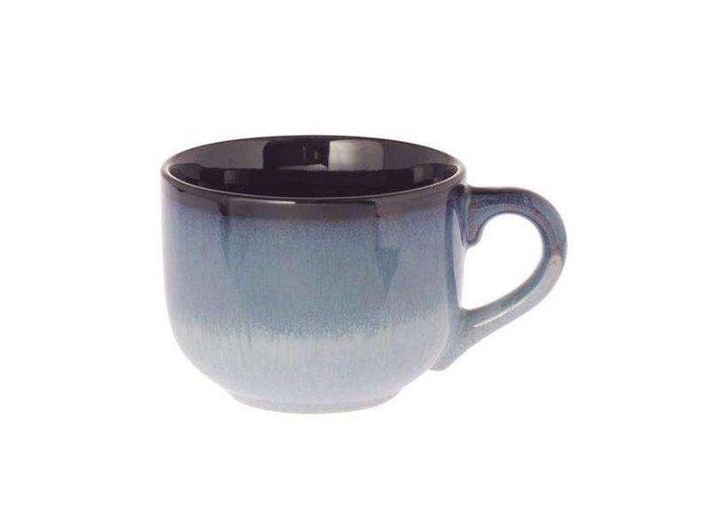 Riverdale Mok Vintage Blauw - 15x11,5xH8,5 cm