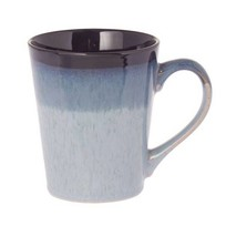 Mok Vintage Blauw - 13x9,5xH11 cm