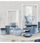 Riverdale Mok Vintage Blauw - set van 6 stuks