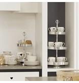 Riverdale Mok Tea Wit - 12x8,5xH10,7 cm