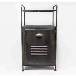 Metalen Lockerkast - 41,5x32,5xH81,5 cm