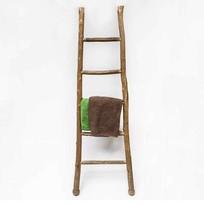 Vintage Decoratie Ladder - 46x6xH140 cm
