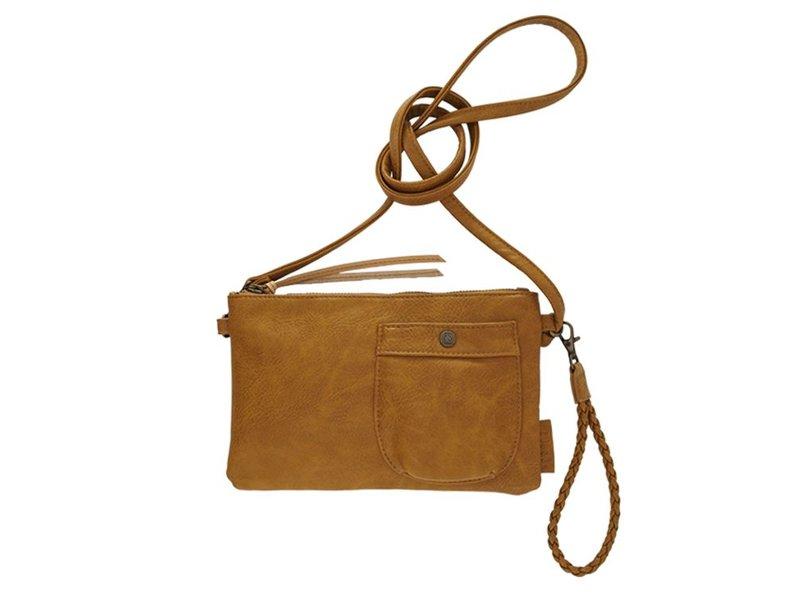 Zusss Eenvoudige tas kerrie - 25x2xH15 cm