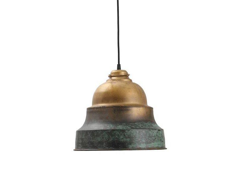 PTMD Collection Gouden Hanglamp Duncan - Ø33xH30 cm