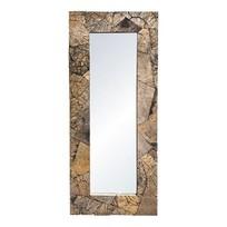 Wandspiegel Teakhout - 65x6xH150 cm