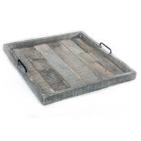 Greywash Houten Dienblad - 60x60xH7 cm