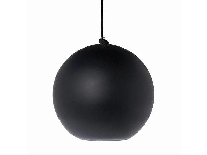 Riverdale Hanglamp Alton Zwart - Ø32xH28 cm