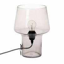 Tafellamp Swindon Grijs - Ø22xH30 cm