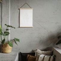 A3 houten wissellijst