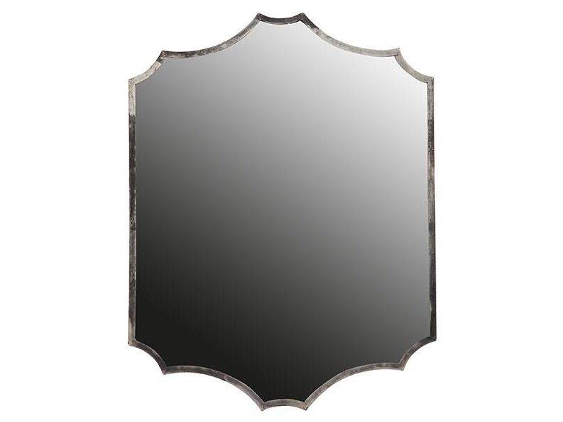 BePureHome Wandspiegel Gorgeous Too Antiek Zilver - 51x5xH70 cm