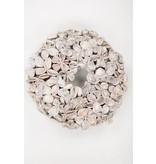 GeWoon Witte Lotus Krans - Ø38 cm