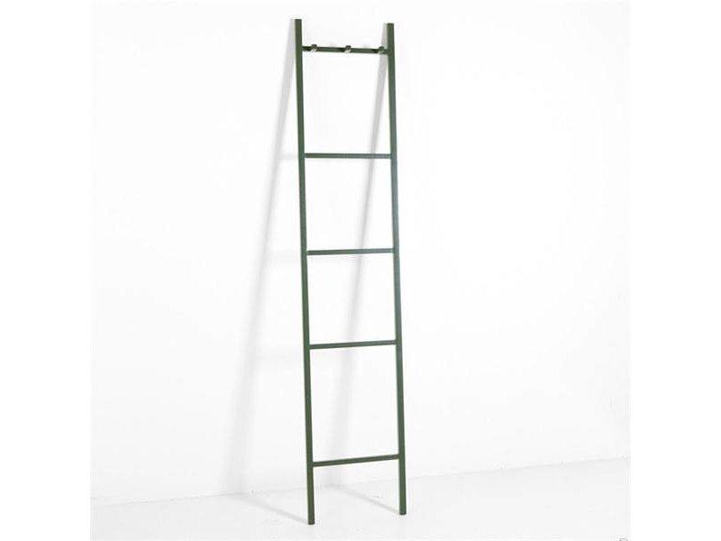 By-Boo Decoratie Ladder Groen - 41x6,5xH200 cm