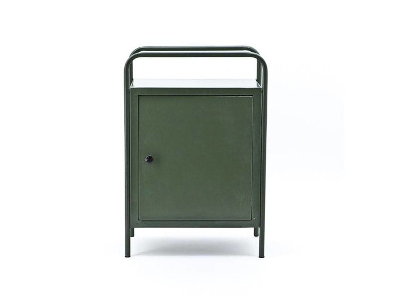 By-Boo Locksmith Kastje Groen - 50x30xH65 cm