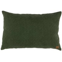 Sierkussen Flatter katoen groen - 60xH40 cm
