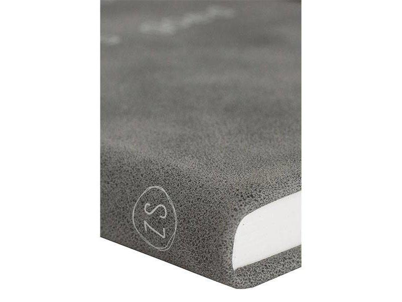 Zusss Notitieboek van Leer - Wat goed is is goed