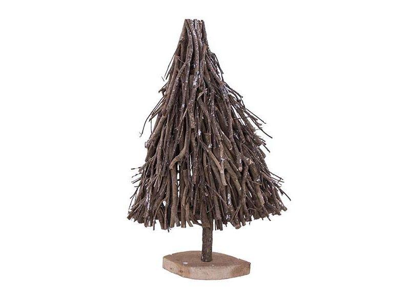 GeWoon Houten Kerstboom Twig - 45x19xH50 cm