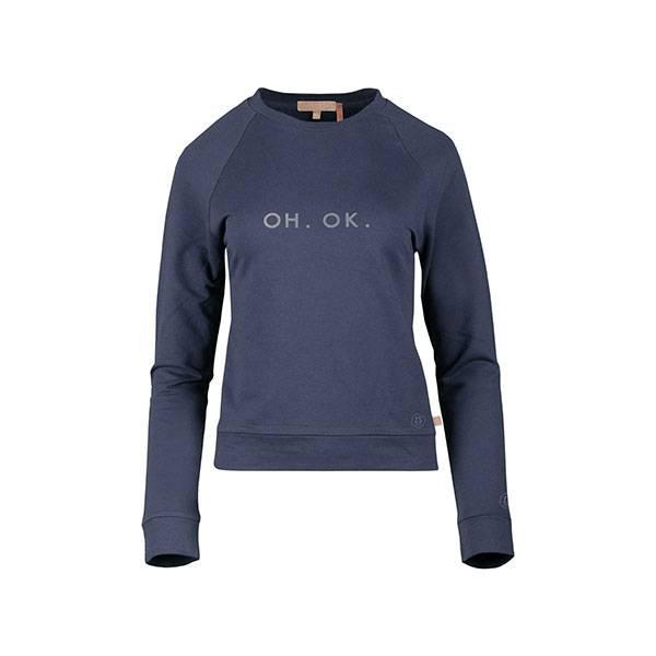 Zusss Stoere trui oh. ok. nachtblauw L XL
