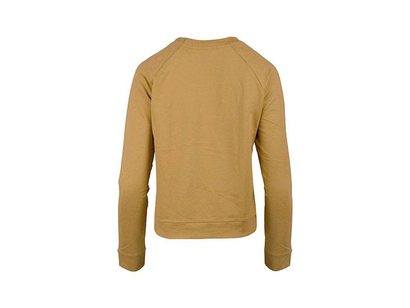 Zusss Stoere trui of niet... oker - M/L