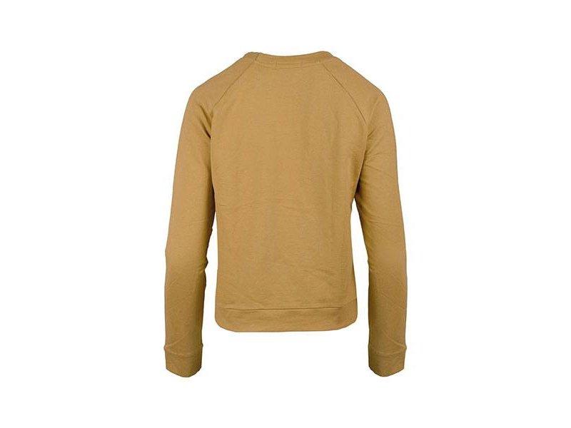 Zusss Stoere trui of niet... oker - L/XL