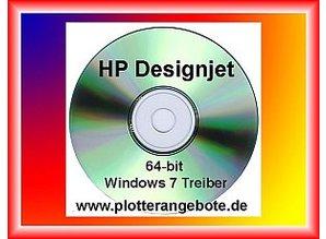 Designjet Windows 7 und 8 Treiber 64-bit, 350c, 450c, 600, 650c, 750c, 2000cp, 2500cp, 3000cp, 3500cp