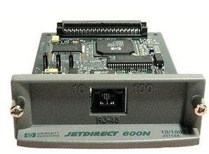 Netzwerkkarte HP Jetdirect 600N - Printserver