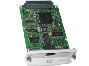 Netzwerkkarte HP Jetdirect 610N - Printserver