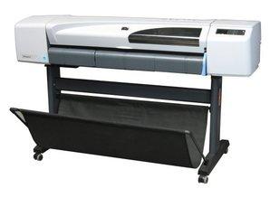 """Designjet 510 DIN A0 - TOP ZUSTAND - 42"""" - Bestpreis mit 160 MB Speicher - Treiber bis W10"""