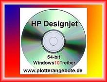 Designjet Windows 10 Treiber 64-bit - für ältere HP Designjet - bitte vorher anrufen !!