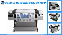Designjet T2300 PS eMFP - Multifunktionsplotter - TOP Angebot - superschnell kopieren, scannen, plotten
