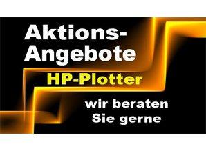 HP Designjet Plotter mit Kunststoff-Gehäuseverfärbungen - 2. Wahl -  Preis ab 350 Euro