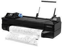 """Designjet T120 24"""" - A1 - mit 256 MB  Speicher - TOP ANGEBOT mit WLAN - PREISKNALLER"""