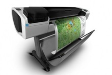 """Designjet T790PS  24"""" A1 in TOP Zustand - generalüberholt - Superschneller Profi-Plotter mit 8 GB virtuellem Speicher"""