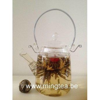 8 Phoenix Eye Tee Blumen