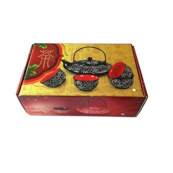 Keramik Teeset 550ml in einem Geschenkkarton`