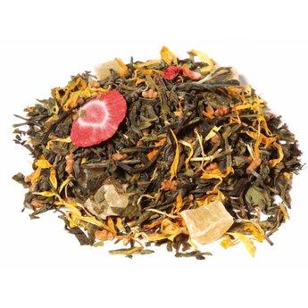 8 sinnliche Vergnügen Tee