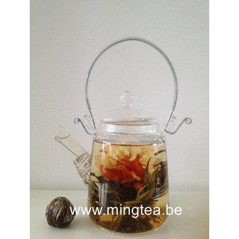 8 Lily Basket Teeblumen