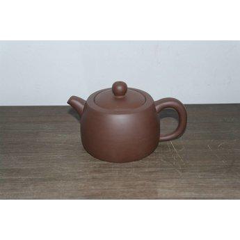 """Yixing Teekanne """" Suiyuan """" für 200 ml Inhalt, handgemacht aus rotem Ton"""