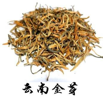 Zwarte thee Supreme Yunnan Golden Tips