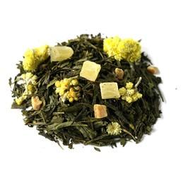 Grüner Tee Ananas & Karamell