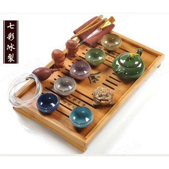 Komplettes Gong Fu Cha Teeset