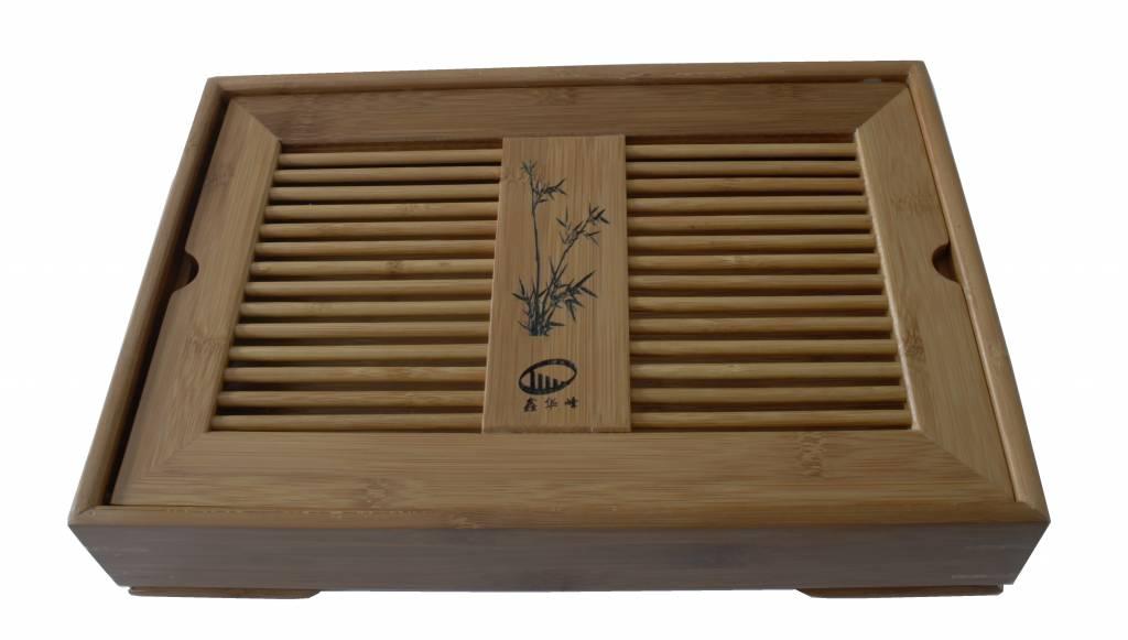 Bamboe theetafel